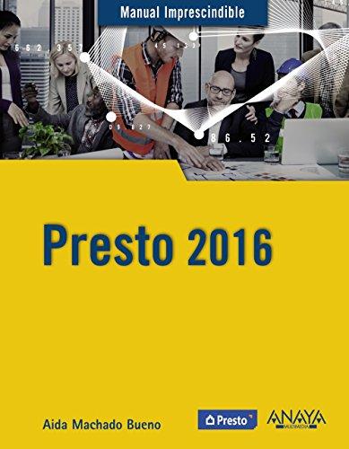 9788441537293: Presto 2016