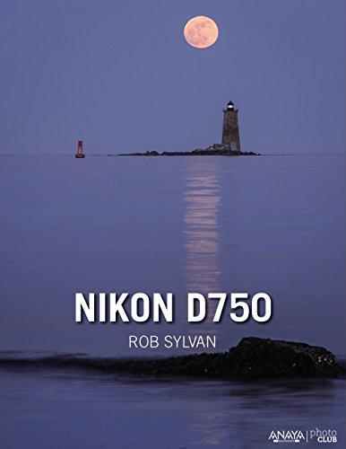 9788441537392: Nikon D750