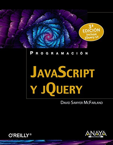 9788441537453: JavaScript y jQuery. 3ª Edición (Programación)