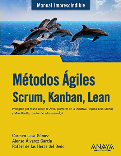 9788441538887: Métodos Ágiles. Scrum, Kanban, Lean (Manuales Imprescindibles)