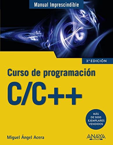 9788441539372: C/C++. Curso de programación (Manuales Imprescindibles)