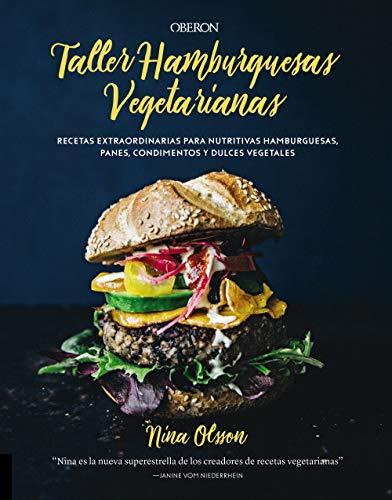9788441540477: Taller de hamburguesas vegetarianas