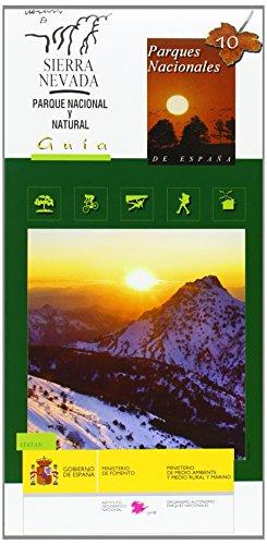 9788441610606: Sierra Nevada 10 East West Np Cnig Rv Gu