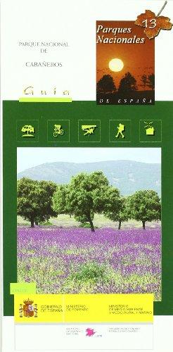9788441617612: Mapa-guía del Parque Nacional de Cabañeros