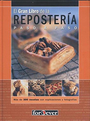 9788444100555: gran libro reposteria paso a paso el