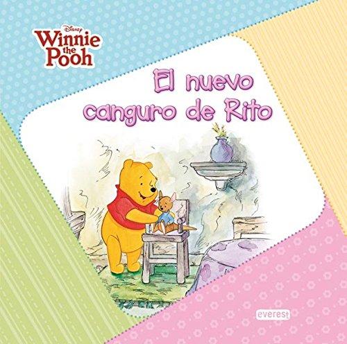 9788444103082: El nuevo canguro de Rito (Mis cuentos de Winnie)