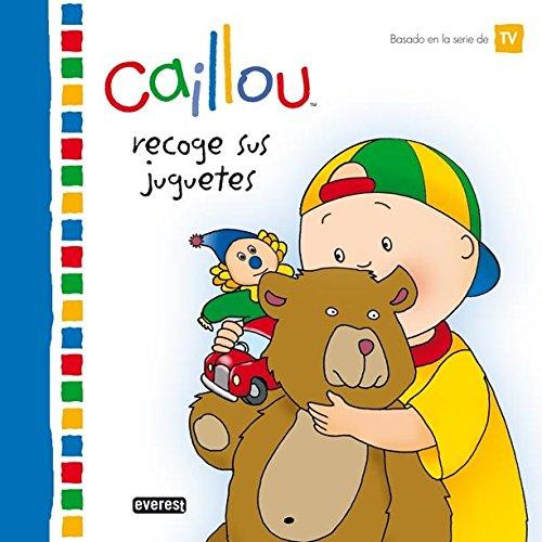 9788444103471: Caillou recoge sus juguetes (Mis cuentos de Caillou)