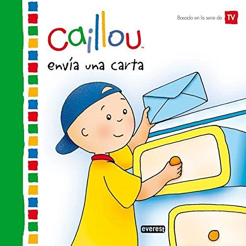 9788444103488: Caillou envía una carta (Mis cuentos de Caillou)
