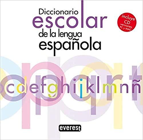 9788444110233: Diccionario escolar de la Lengua Espanola/ Scholastic Dictionary of the Spanish Language (Spanish Edition)