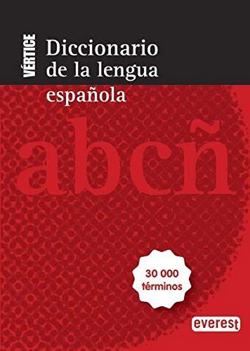 9788444110585: Diccionario VÉRTICE de la lengua española