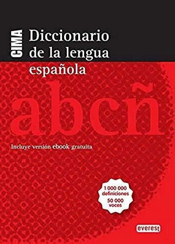 Diccionario CIMA de la lengua española (Spanish: Editorial Everest