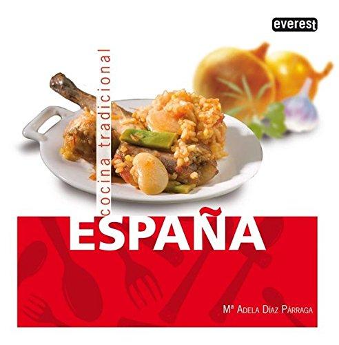 9788444120270: Espana. Cocina tradicional