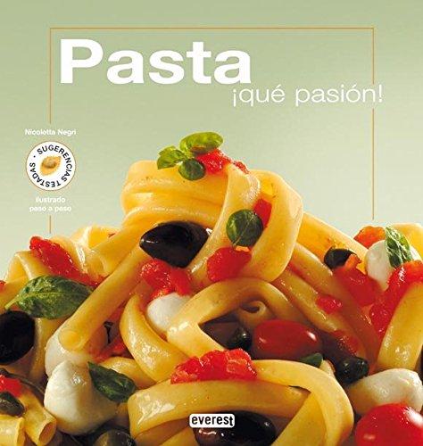 9788444120317: Pasta, ¡qué pasión! (Cocina creativa)
