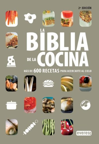 9788444120805: La Biblia De La Cocina / The Cooking Bible (Spanish Edition)