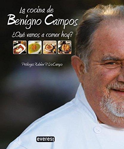 9788444120874: La cocina de Benigno Campos (Cocina casera)