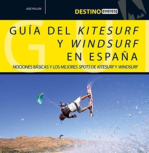 Imagen de archivo de Guía del kitesurf y windsurf en España a la venta por Tik Books GO
