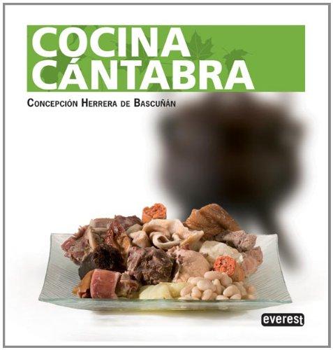 9788444121291: Cocina Cántabra (Cocina tradicional española)