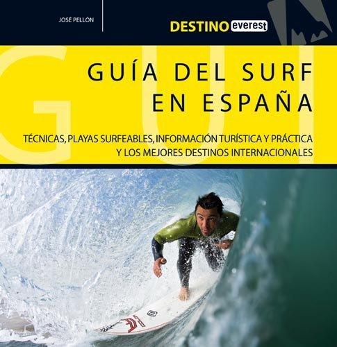 9788444130446: Guía del surf en España