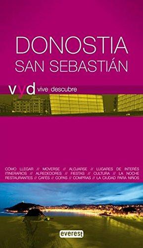 9788444130576: donostia-san-sebastian-vive-y-descubre