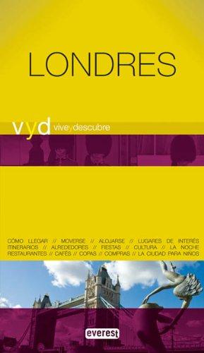 LONDRES - VIVE Y DESCUBRE (Spanish Edition): EVEREST and Everest