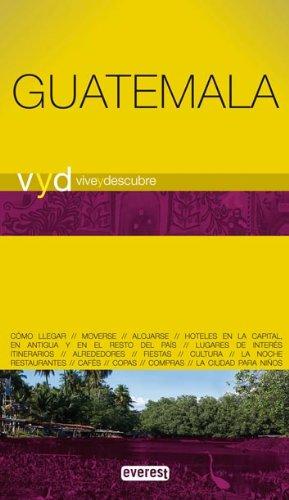 Vive y Descubre Guatemala: n/a
