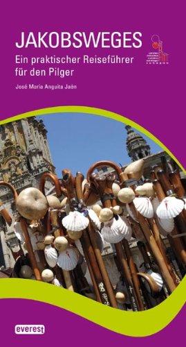9788444131474: Jakobsweges. Ein praktischer Reiseführer für den Pilger