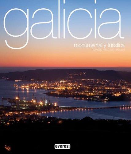 9788444131580: Galicia monumental y turística