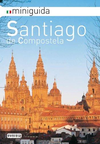 9788444131665: Santiago de Compostela (Ita) - Miniguide