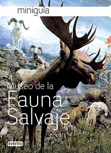 9788444132532: Mini Guía Museo de la Fauna Salvaje (Mini guías)