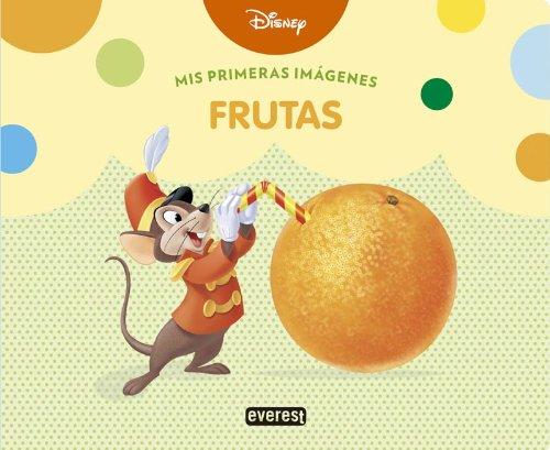 9788444134154: Frutas. Mis Primeras Imágenes