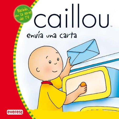 9788444140353: Caillou envía una carta (Mis cuentos de Caillou)