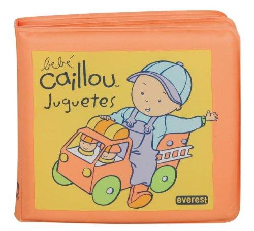 9788444140414: Bebé Caillou. Juguetes (Al agua con Caillou)