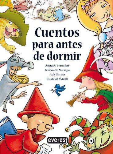 9788444140681: Cuentos Para Antes De Dormir/ Bedtime Stories (Spanish Edition)