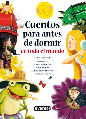 9788444140728: Cuentos Para Antes De Dormir De Todo El Mundo/ Bedtime Stories From All Around the World (Spanish Edition)