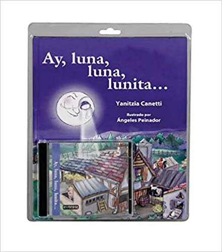 9788444140827: Ay, Luna, Luna, Lunita / Oh, Moony Moon (Spanish Edition)