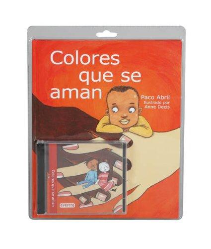 Colores que se aman (contiene CD): Paco Abril