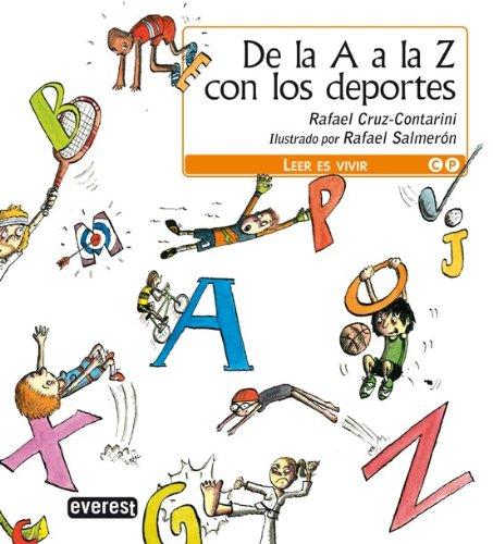 9788444140971: De la A a la Z con los deportes (Leer es vivir)