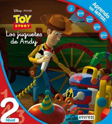 9788444141411: Toy Story. Los juguetes de Andy. Lectura Nivel 2