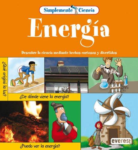 Energia / Energy (Paperback): Steve Way, Gerry
