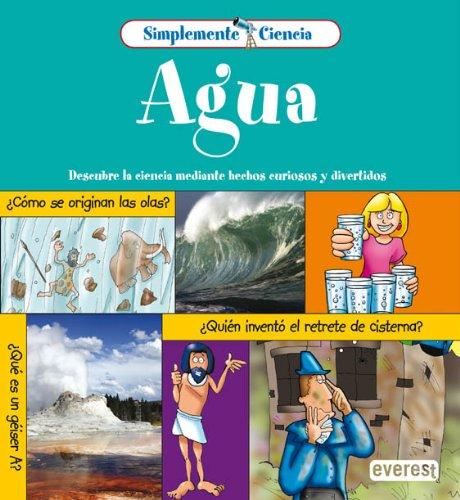 9788444141565: Agua / Water (Simplemente Ciencia) (Spanish Edition)