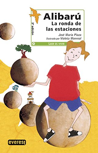9788444141824: Alibaru: La Ronda De Las Estaciones / Alibaru: The Serenade of the Seasons (Spanish Edition)