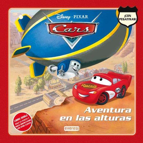 Cars. Libro de lectura 2. Aventura en: Walt Disney Company