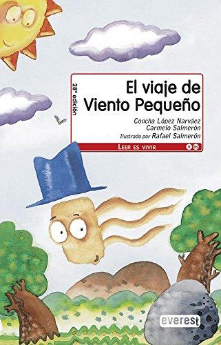 9788444143064: El Viaje de Viento Pequeño (Leer es vivir)