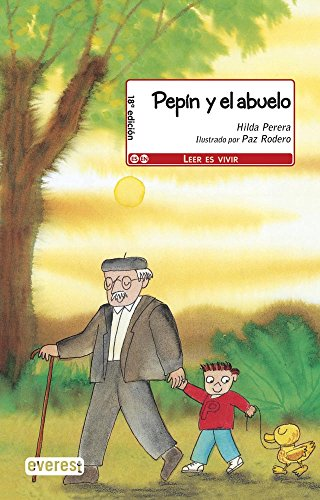 9788444143125: Pepin Y El Abuelo / Pepin and His Grandfather (Spanish Edition)
