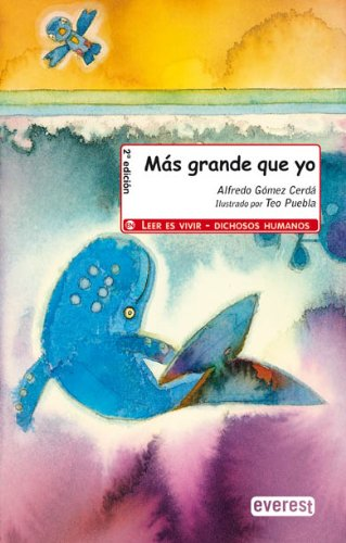 9788444143170: Mas Grande Que Yo / Biger Than Me (Spanish Edition)