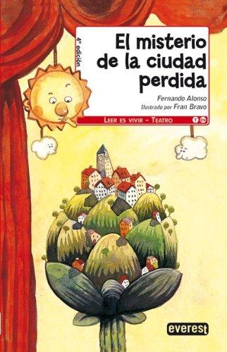 9788444143224: Misterio Ciudad Perdida