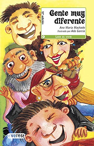 9788444143361: Gente Muy Diferente / Very Different People (Spanish Edition)
