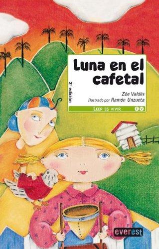 9788444143514: Luna en el cafetal