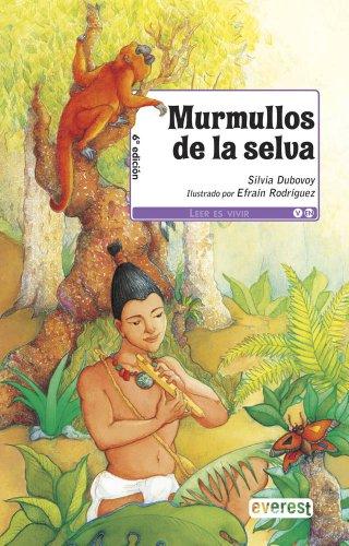 9788444143842: Murmullos De La Selva / Murmurs in the Jungle (Spanish Edition)