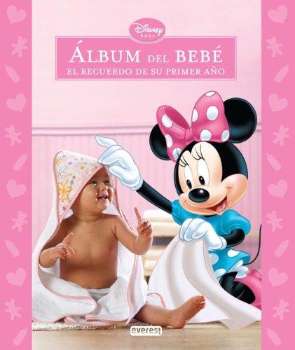 9788444144429: ALBUM DE BEBE(NIÂ¥A)DISNEY BABY